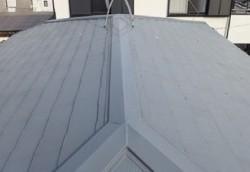 屋根葺き替え工事ビフォア