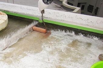 FRP防水は木造住宅には不向き