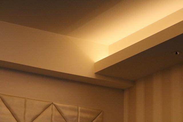 写真AC 部屋の天井