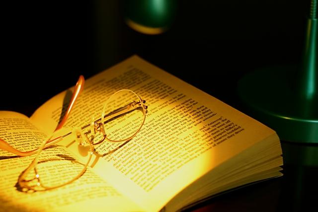 写真AC ライトと本