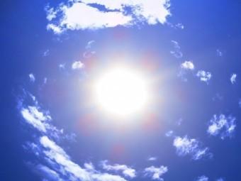 太陽光(photoACより)熱効率