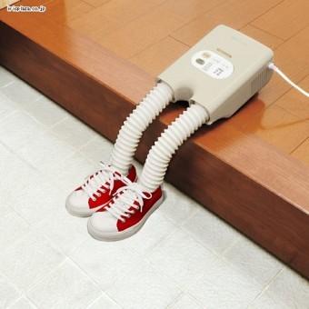 アイリスオーヤマ脱臭靴乾燥機カラリエSDO-C1-C 玄関リフォーム