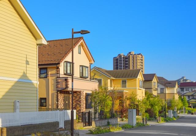 写真AC 環境が配慮された住宅街