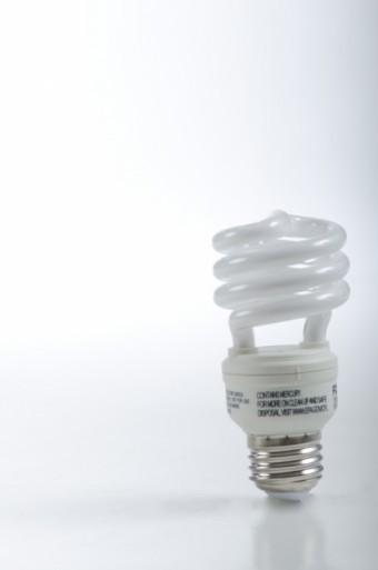 写真AC 電球型蛍光灯