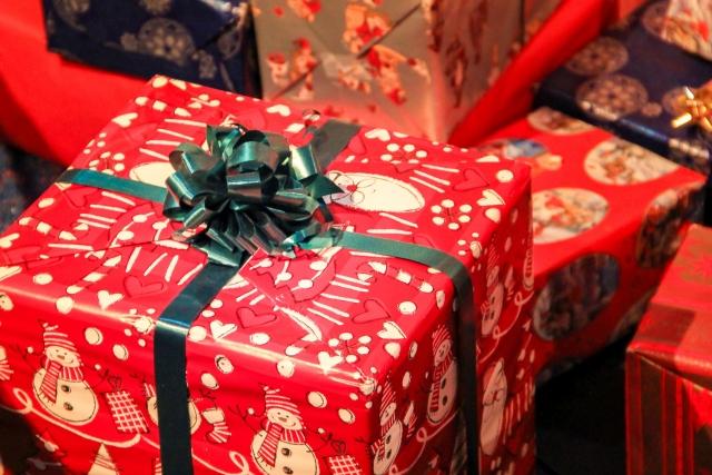 写真AC クリスマスプレゼント