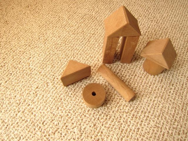 写真AC 積み木2 カーペット