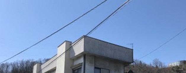 片流れ屋根 劣化