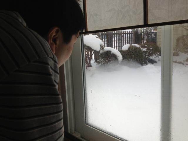 写真AC 初雪