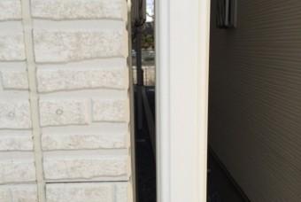 竪樋 ガルバリウム鋼板樋(写真AC)