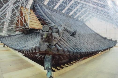 上層屋根状況1