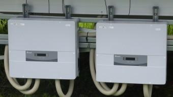太陽光システム パワーコンディショナー 写真AC