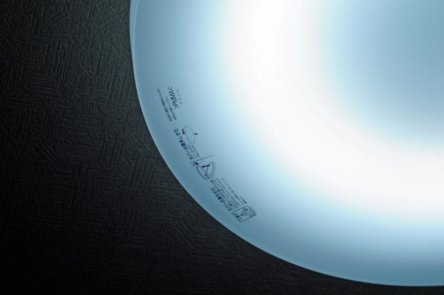 写真AC LED照明(シーリングライト)