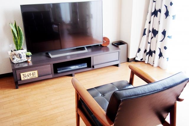 写真AC 大画面テレビで見る贅沢1