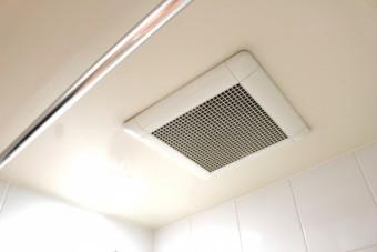 写真AC お風呂の換気 換気扇 換気システム