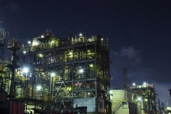 写真AC 工業地帯の夜景6