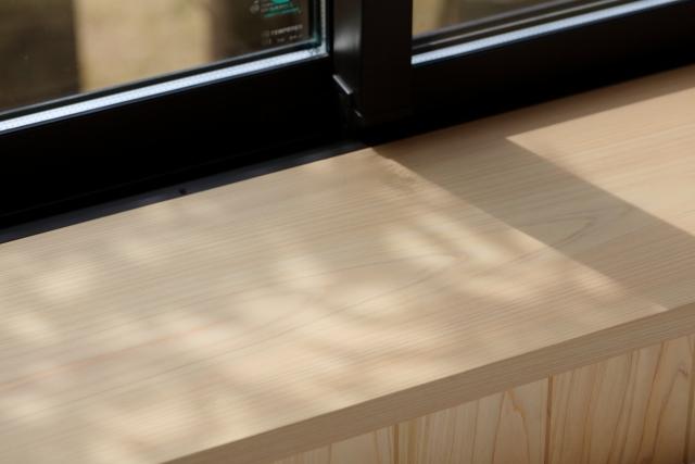 写真AC 窓辺木造住宅 サッシ 引き戸