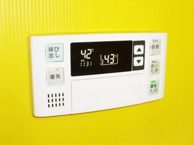 写真AC 給湯器