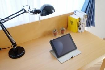 写真AC タブレット デスクスタンド