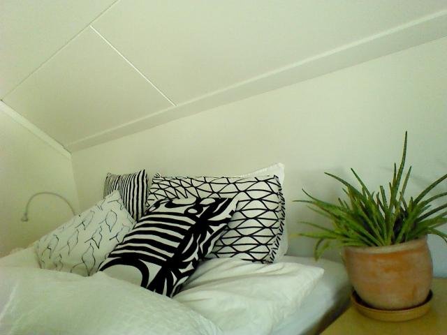 写真AC 北欧インテリア ベッドルーム