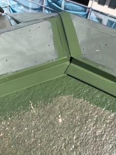 棟板金 塗装