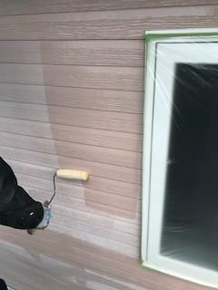 シーラー塗装 外壁