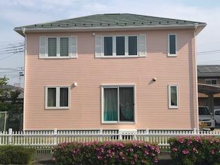 屋根塗装 外壁塗装 完了
