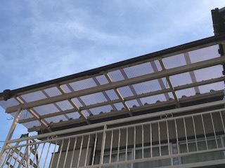 屋根リフォーム 完成