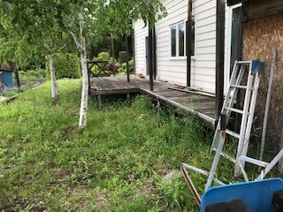 北杜市で屋根・外壁塗装工事の前に内装などのリフォームを開始
