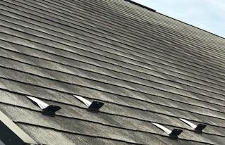 屋根 経年劣化
