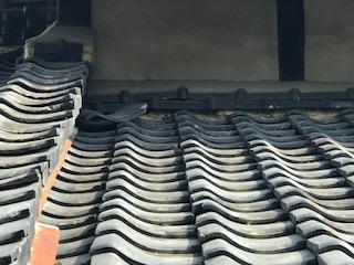 屋根 瓦 補修