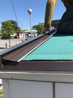 屋根葺き替え ケラバ