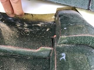 漆喰 紙カバー