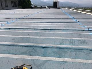 遮熱 折半屋根