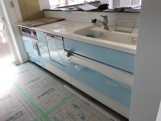キッチン 設置