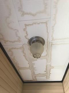 雨染み 天井