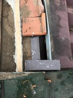 屋根 雨漏れ 板金