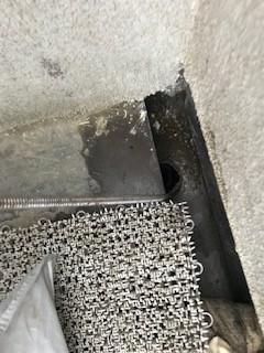 排水口 雨漏り