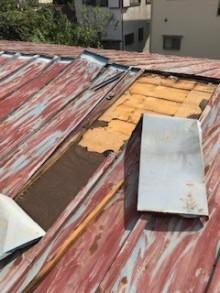 トタン 屋根