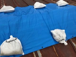 台風 雨漏れ予防
