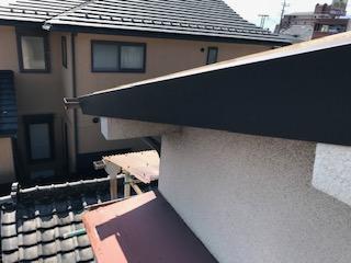 ケラバ 屋根補修