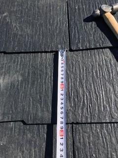 スレート屋根 葺き直し