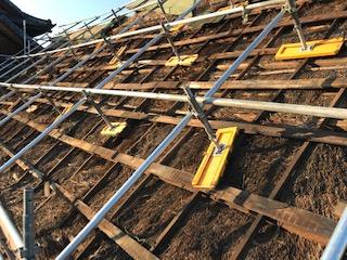 屋根補修 矩勾配