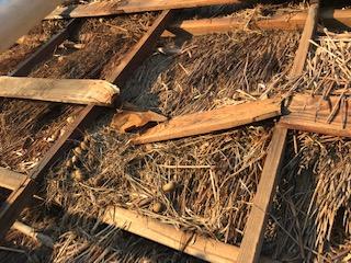 屋根 損傷