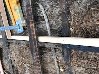 下地材 添え木