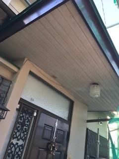 軒天井 工事