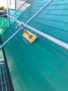 屋根工事 凍結