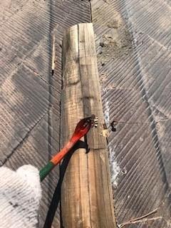 屋根 補修工事