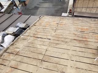 瓦屋根 葺き替え