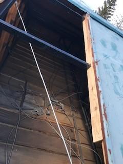 垂木 修理