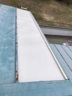 トタン屋根 修理